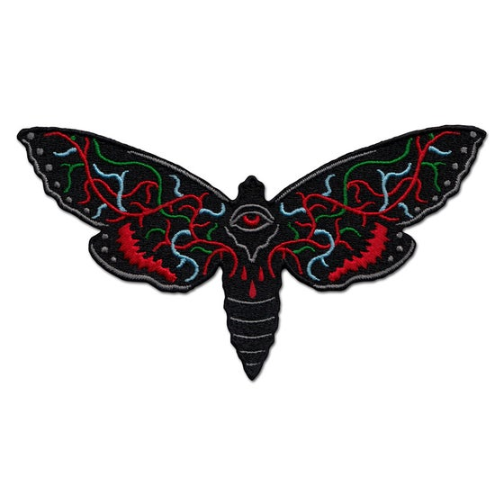 Image of Vein Moth Patch