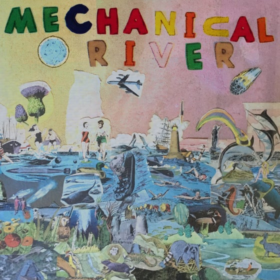 Image of MECHANICAL RIVER 7""