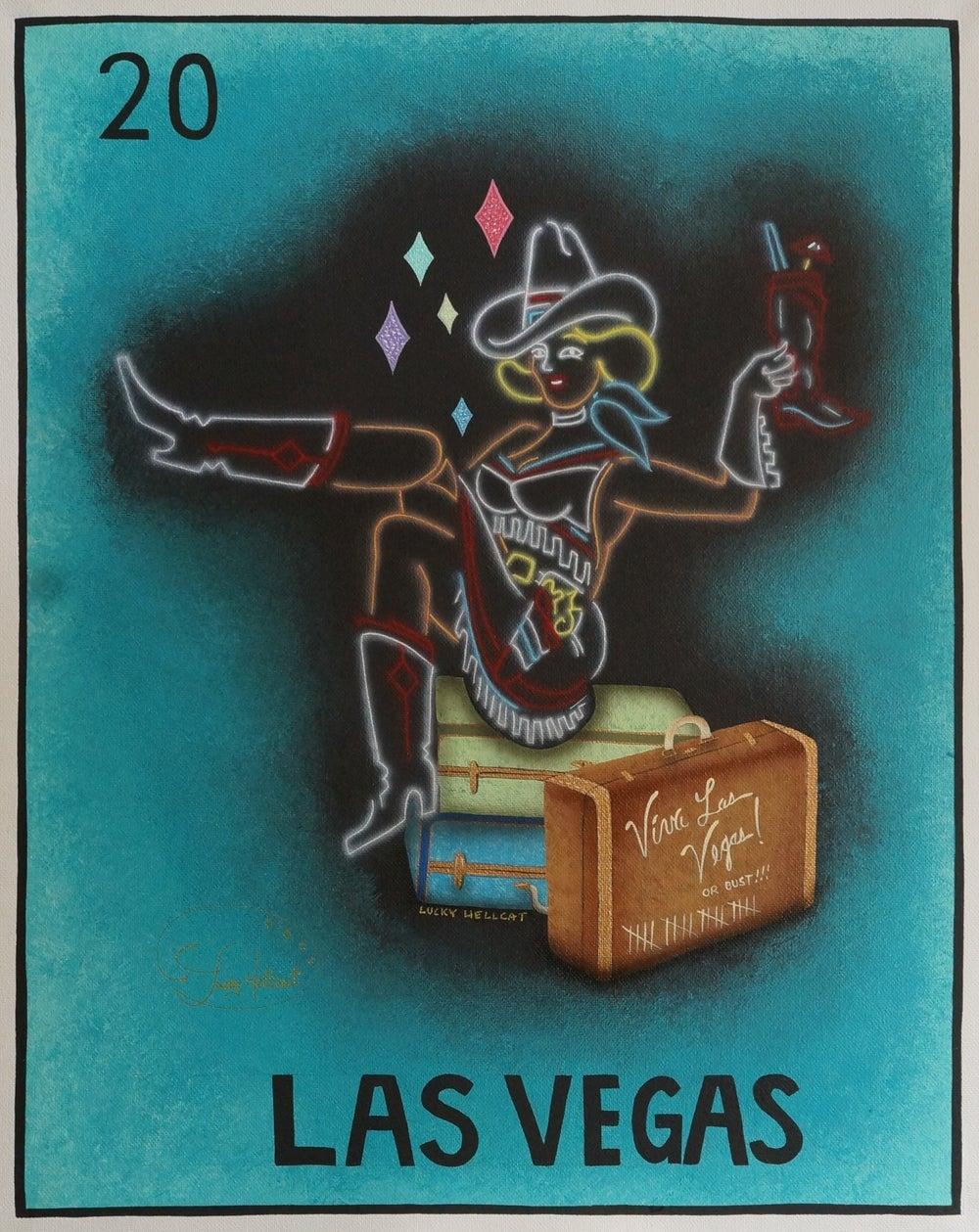 Image of Viva Las Vegas Limited Print