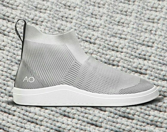 Image of ADNO ITALIA RELIEF 5.10 KNIT CLOUD GRAY