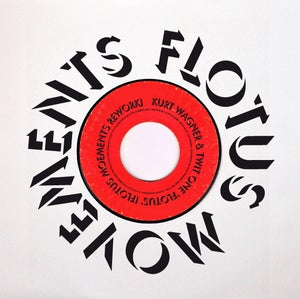 "Image of Kurt Wagner - Flotus (Retrogott & Twit One Rmxs) - 7"" (GROOVE ATTACKRECORDSTORE RECORDS/CITY SLANG)"