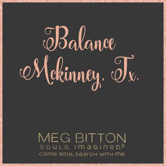 Image of Balance-McKinney TX 2017