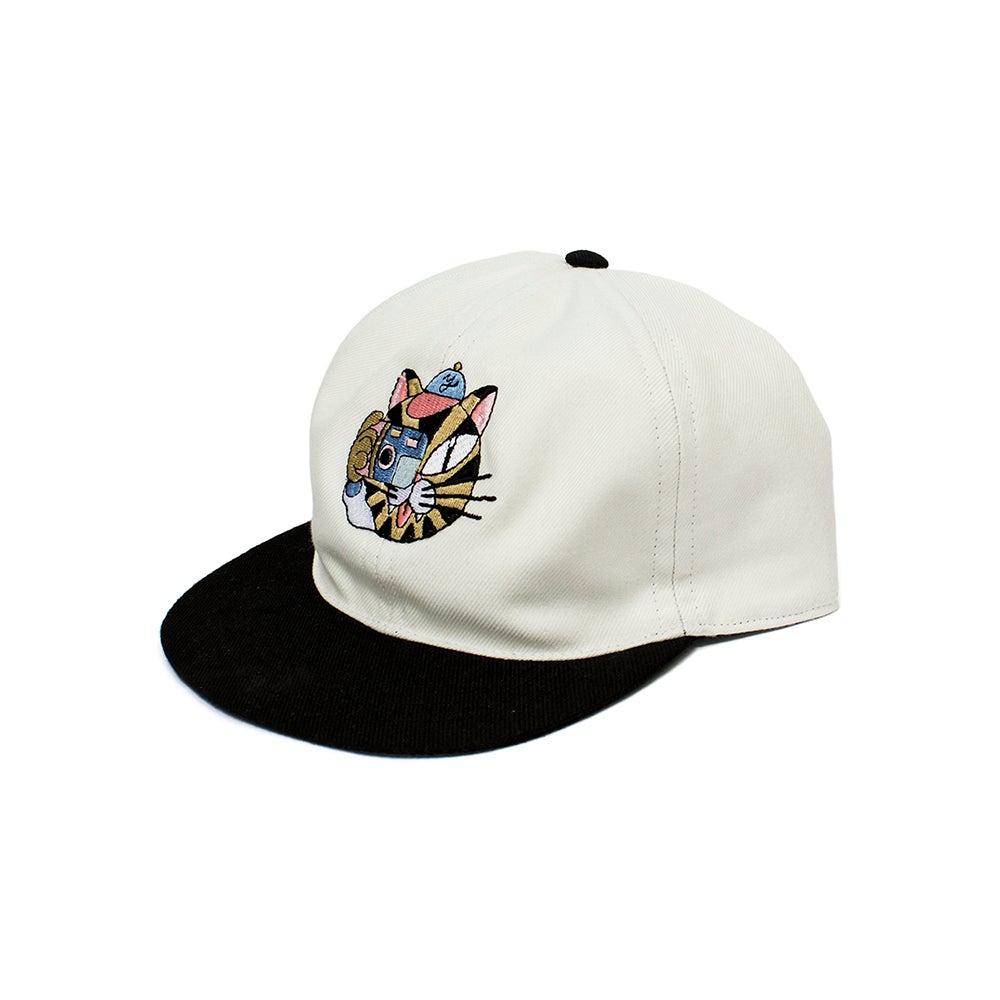 Image of Mad Cat 6Panel Hat