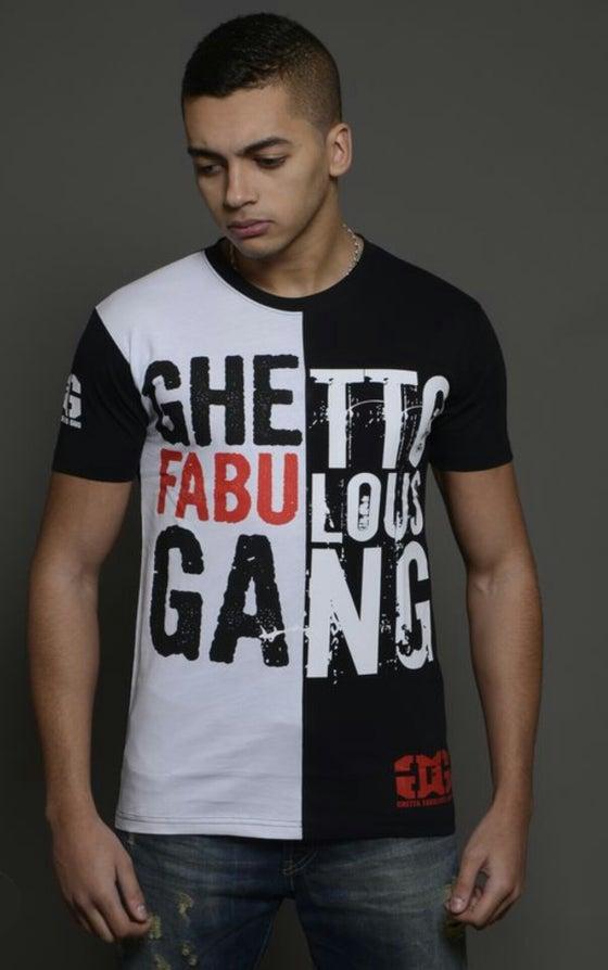 Image of Tshirt Ghetto Fabulous Gang (GFG) SCARFACE