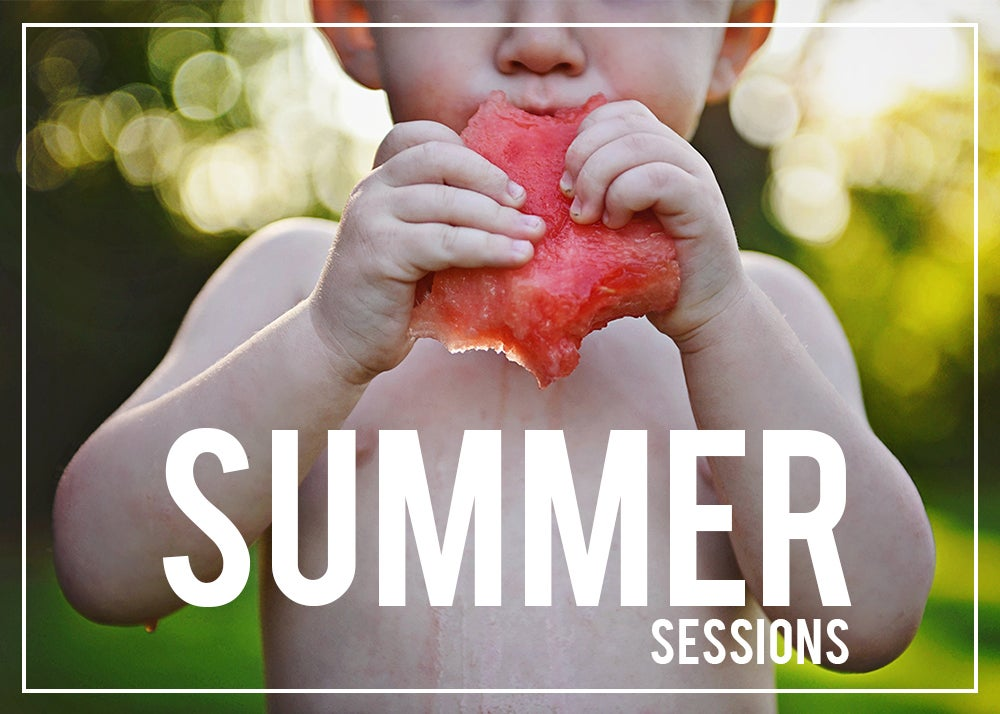 Image of SUMMER SESSIONS >> book + deposit