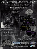 Image of PRE-ORDER!!! FETAL DECAY Your Enemy Is You - Merch !!!