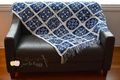 Image of Mediterranean Tiles Throw