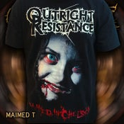 "Image of ""Maimed In Chelsea"" Tee"
