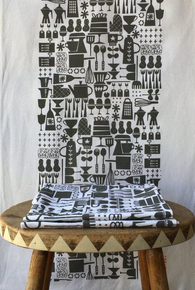 Image of KITCHEN TEA TOWEL