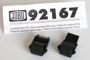 Image of Jobo Easy Running rollers and extension arms