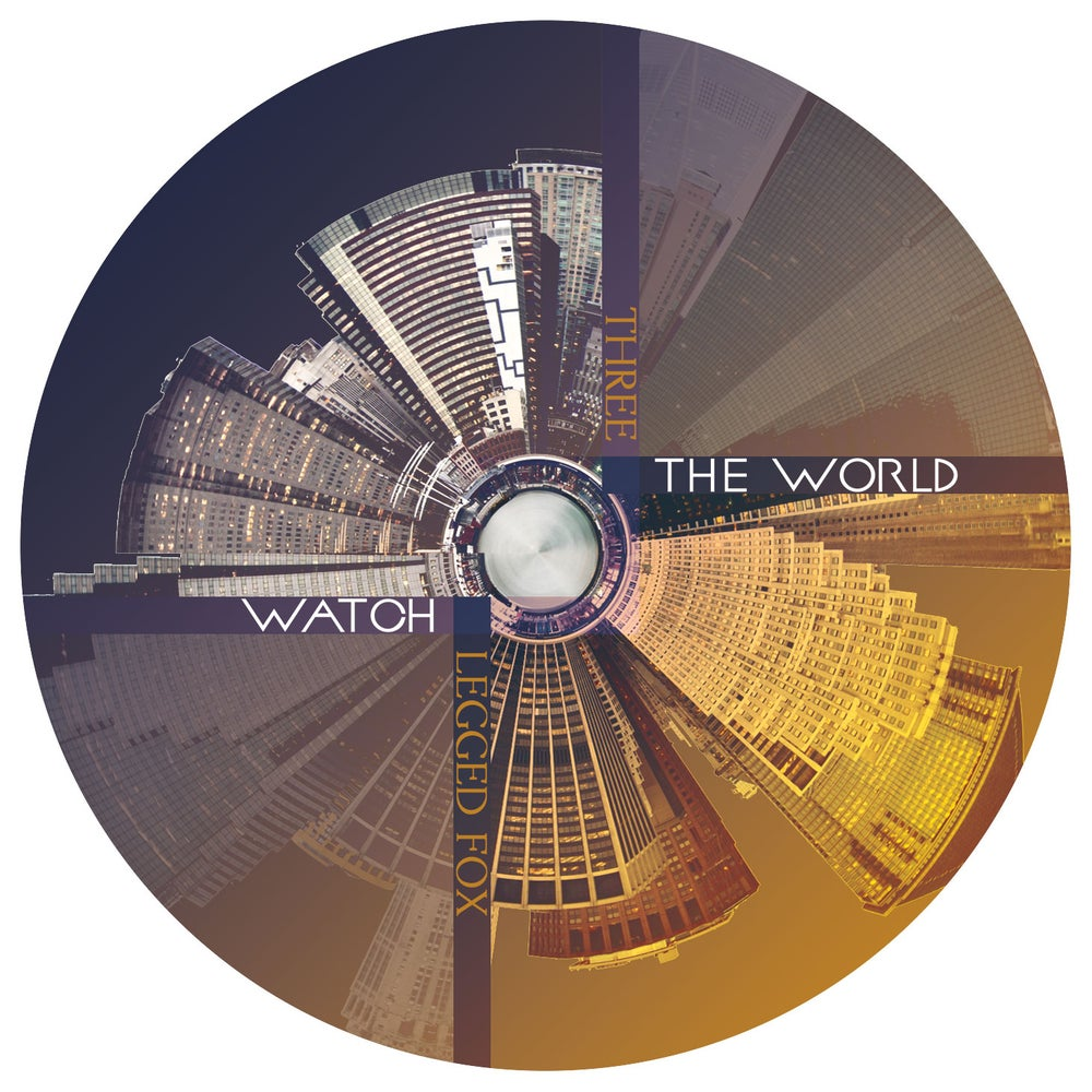"""Image of """"Watch the World"""" CD Hard Copy"""