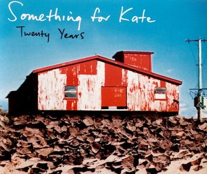 Image of Something for Kate - 'Twenty Years' CD single