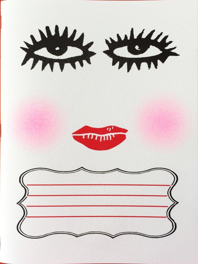 Image of BLUSHY BLINKY BOOK