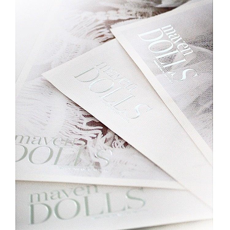 Image of DOLL DéCOR // WALLART - Maven Lulu