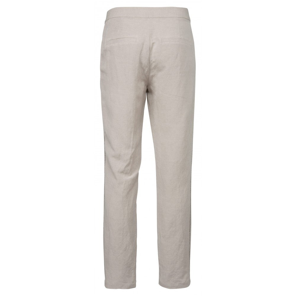 Image of Linen Trousers