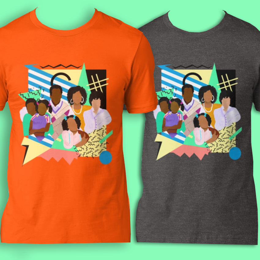 Image of The Family (tee)