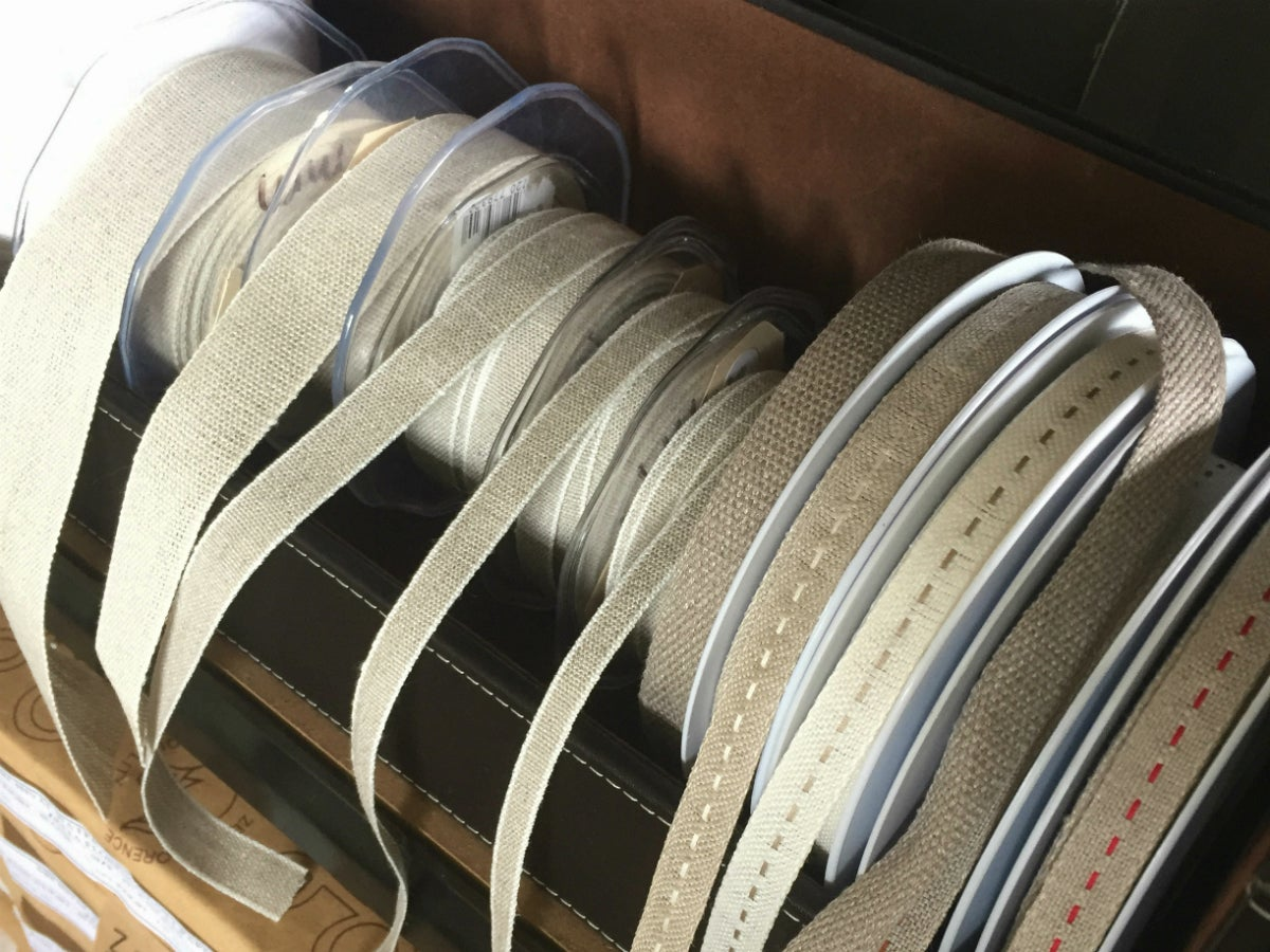 Image of LINEN TAPE 100% natural