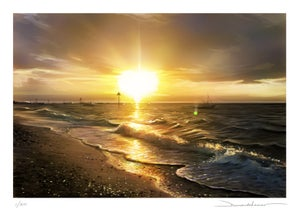 Image of 'Summers Rise' - Limited edition print