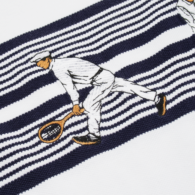 Image of Lacoste Vintage Sweatshirt Crewneck Tennis Players
