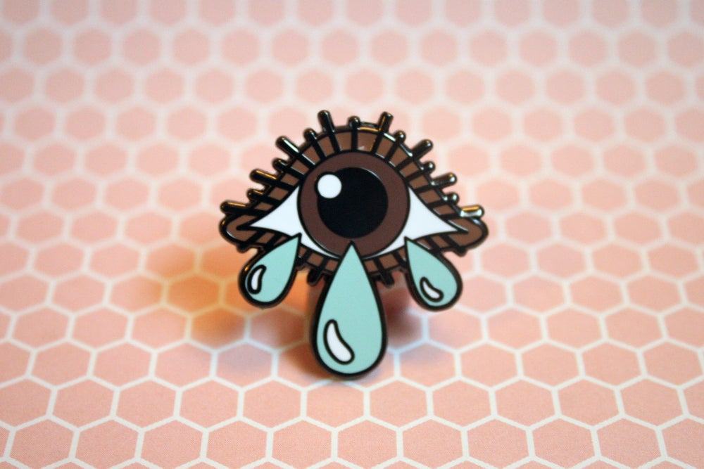 Image of Crybaby Lapel Pin