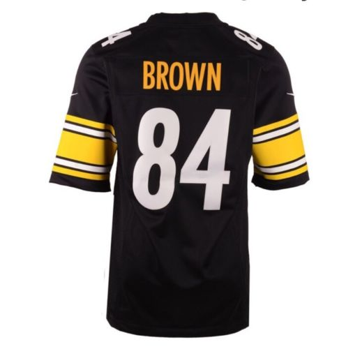 """Nike NFL Pittsburgh Steelers Jersey """"Antonio Brown"""" - FAMPRICE.COM by 23PENNY"""
