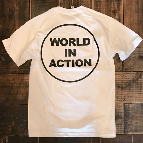 "Image of HELM ""WORLD IN ACTION"" SHORT SLEEVE SHIRT"