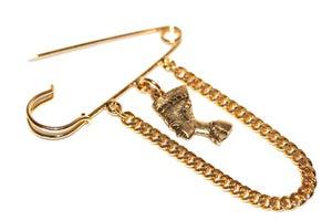 Image of Nefertiti Pin