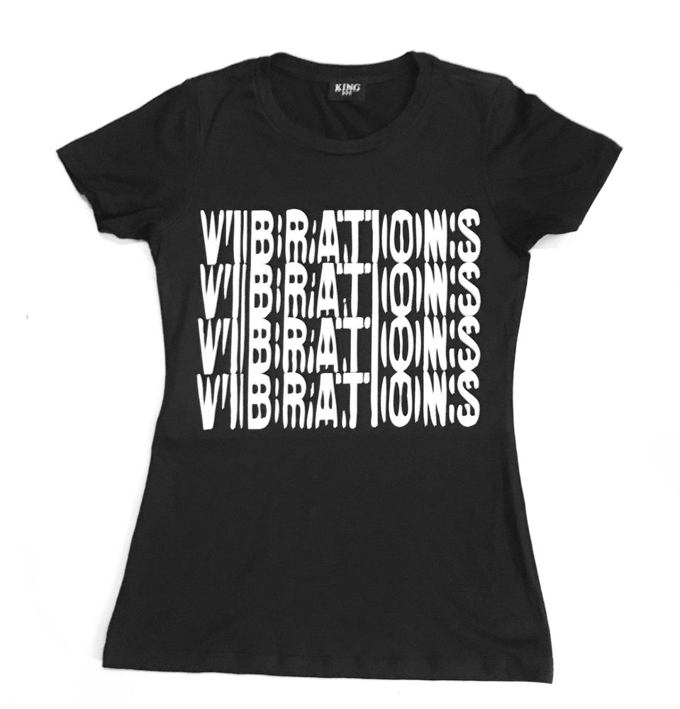 Image of KingNYC Womens Hi Vibrations T-Shirt