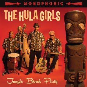 Image of JUNGLE BEACH PARTY CD