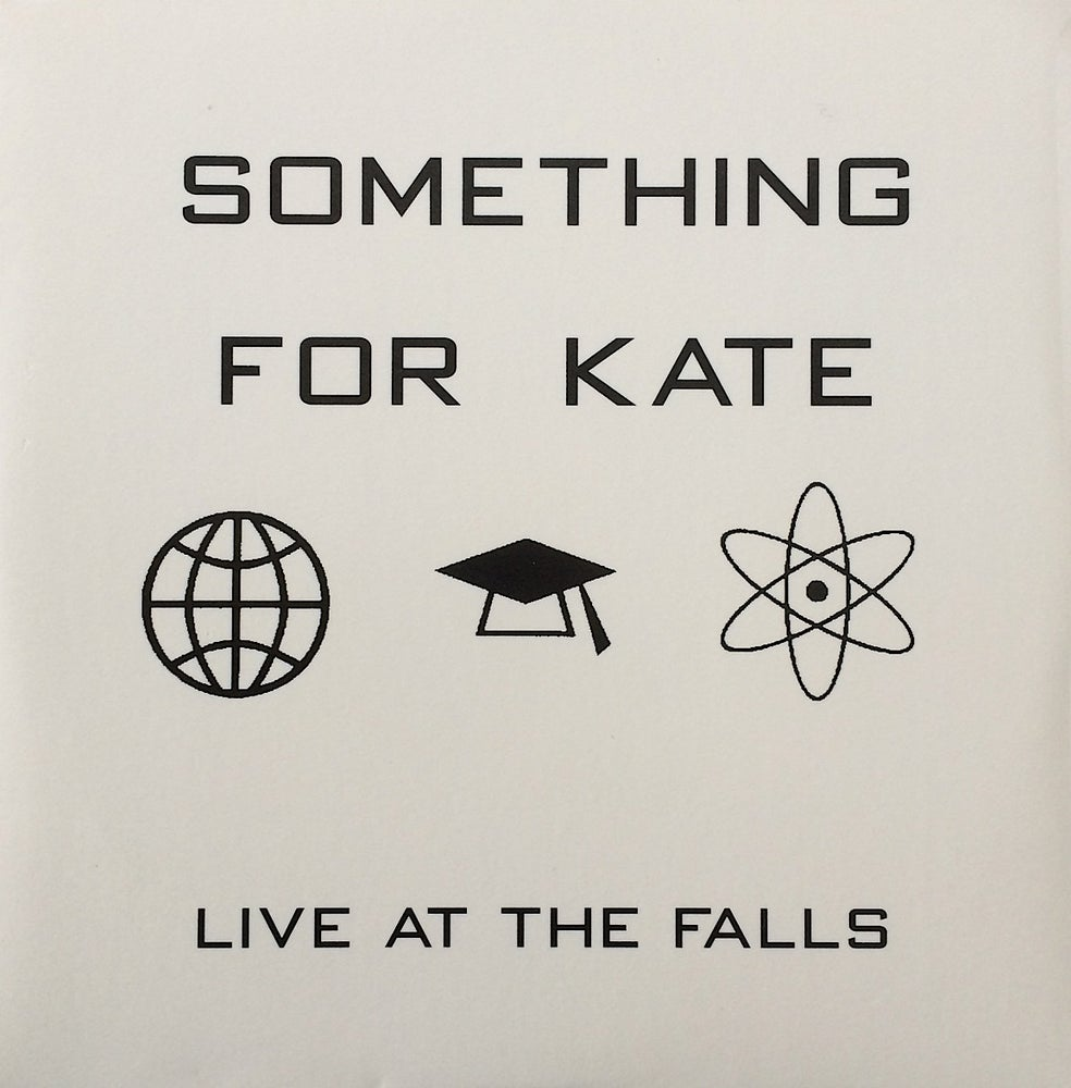 Image of Something for Kate - 'Live at The Falls' CD 1997 VERY RARE Original