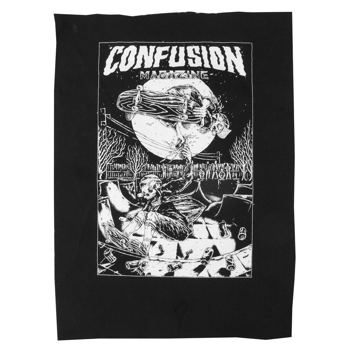 Image of CHEERS - Confusion back patch