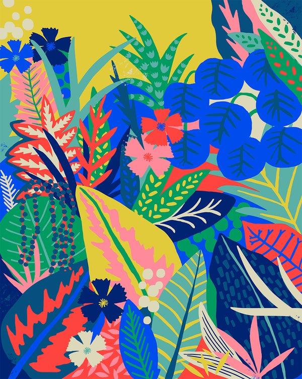 Image of Rainforest Floral