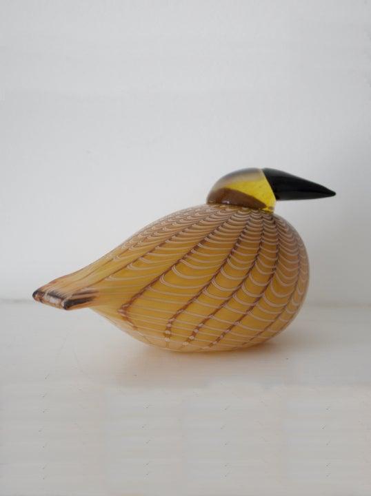 Image of Hakki Bird by Oiva Toikka, Finland 1996