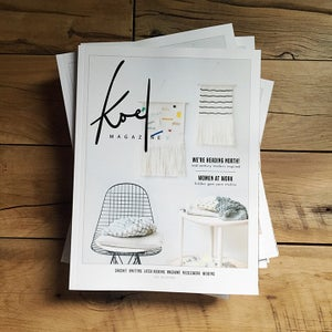 Image of Koel magazine