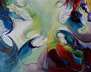 Image of Sea of Thoughts (Pre-Order Giclee Print)