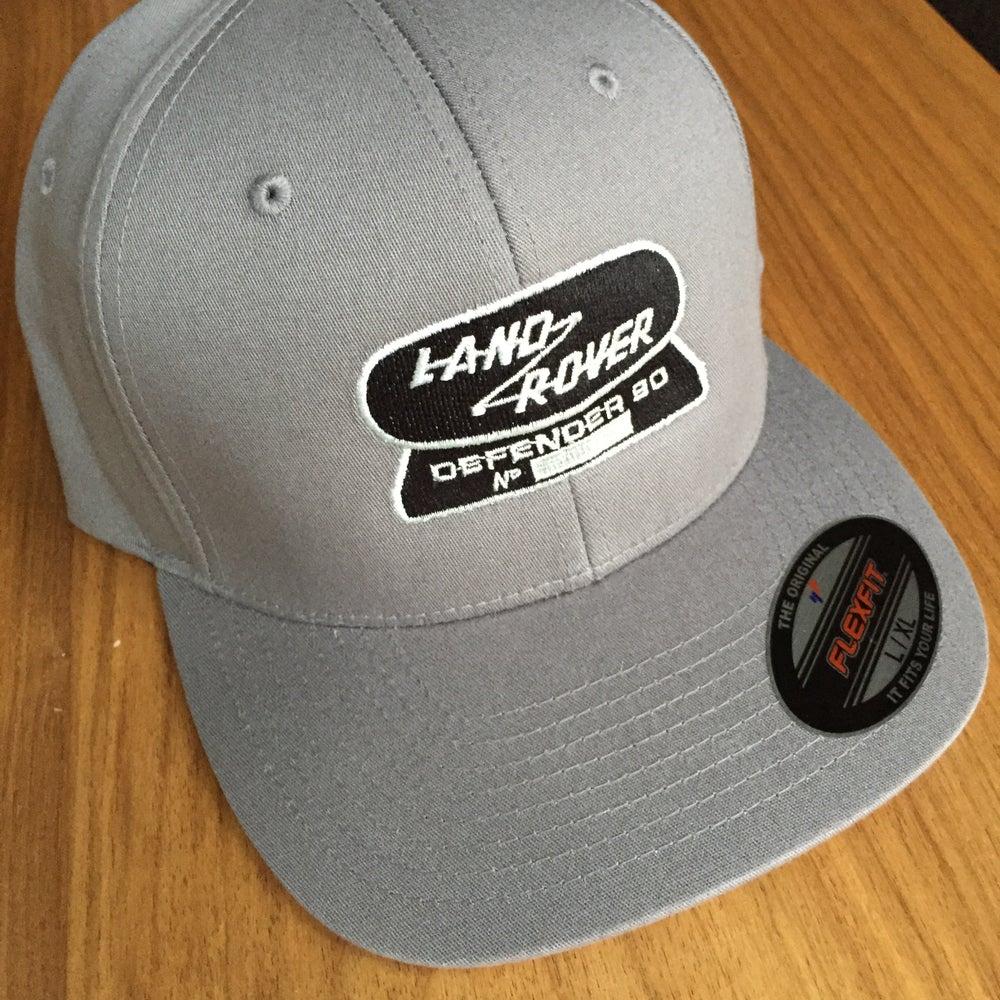 Image of LR Defender Badge Hat