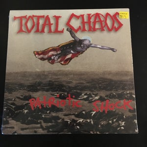 "Total Chaos ""Patriotic Shock"" 12"" - Boulevard Trash"