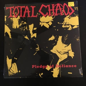 "Total Chaos ""Pledge of Defiance"" 12"" - Boulevard Trash"