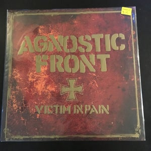 "Agnostic Front ""Victim in Pain"" 12"" - Boulevard Trash"