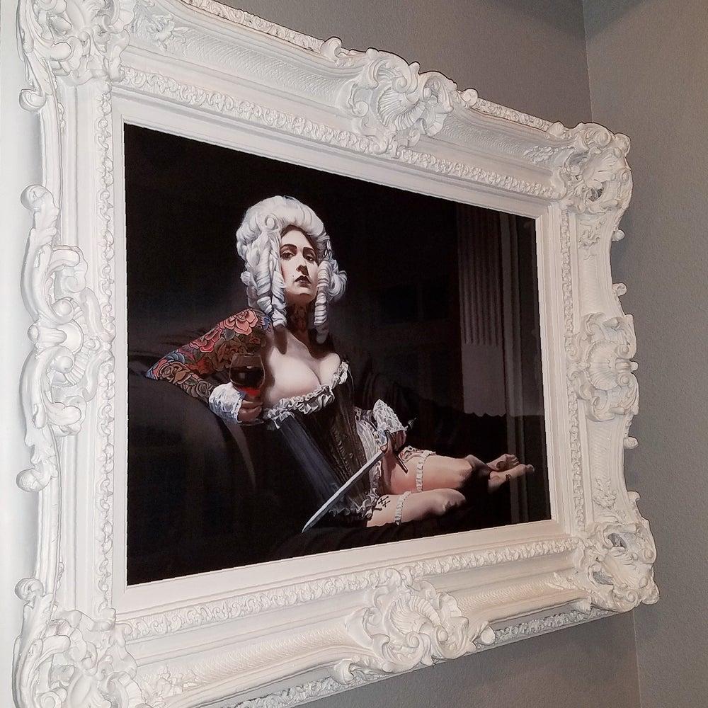 Image of Framed Metal prints