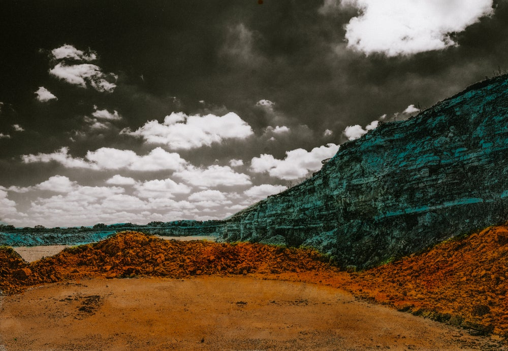 Image of QUARRY, TEXAS #2