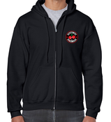 Image of Cherry Zip-up Hoodie