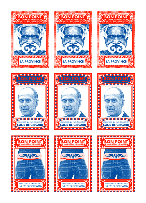 Image of Bons points modernes - Nouvelle édition