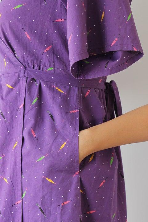 Image of Purple Rain Purple Rain Dress