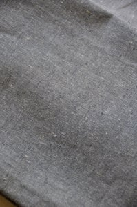 Image of Kauffman Yarn Dyed Essex Linen - Color Graphite