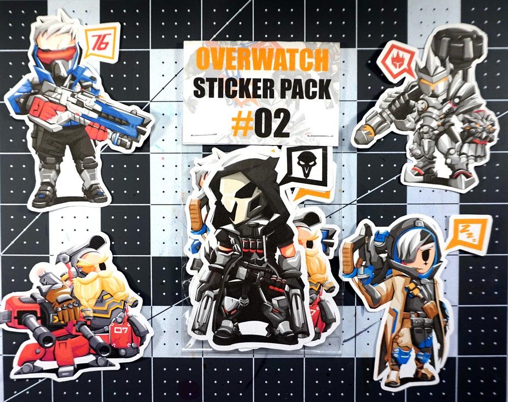 Image of Sticker Packs Wave 01