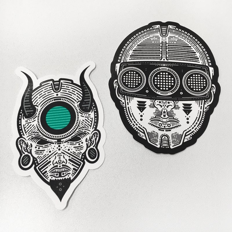 Image of sticker pack 01.
