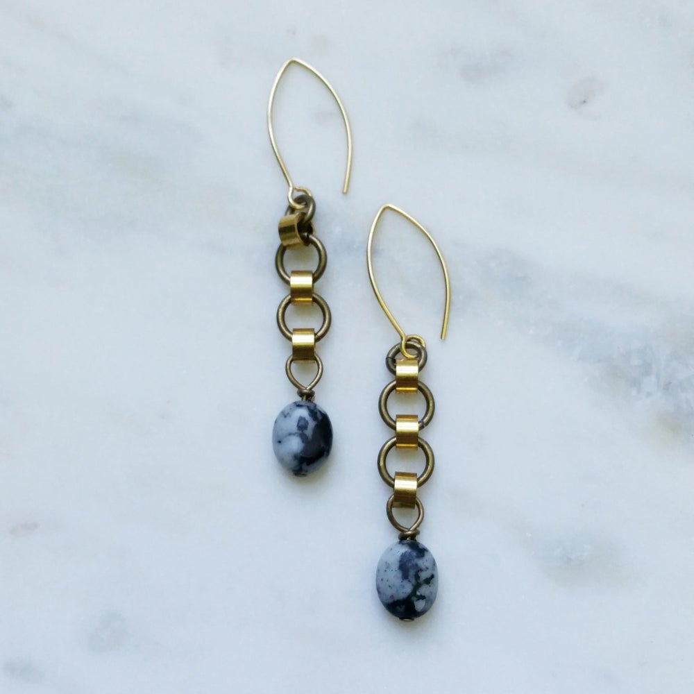 Image of The Chain Earrings