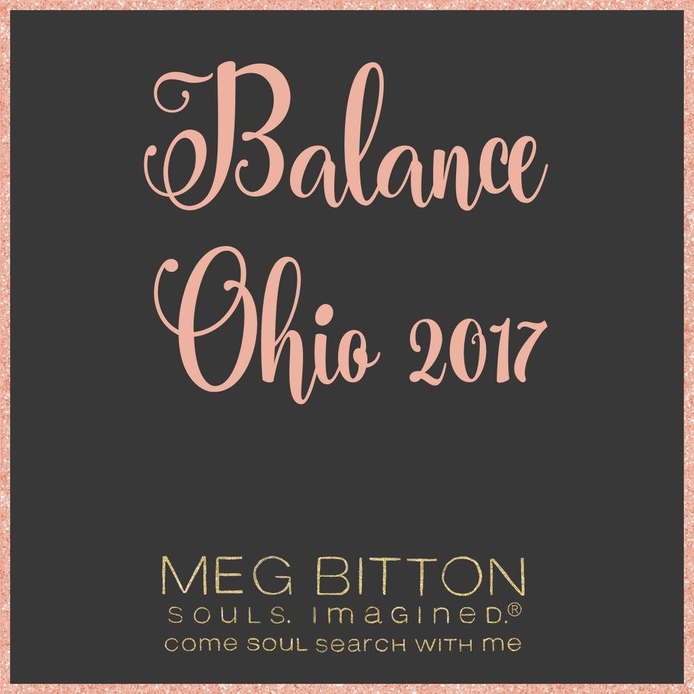 Image of Balance Ohio 2017