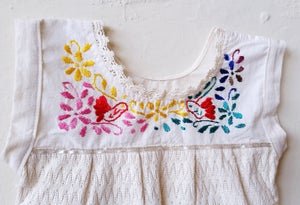 Image of LUXE Rainbow Birdie Dress ORGANIC